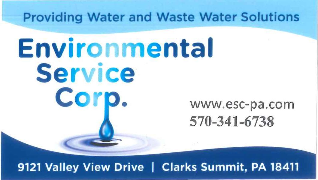 Environmental Service Corp
